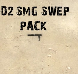 l4d2_smg_pack.zip For Garry's Mod Image 1