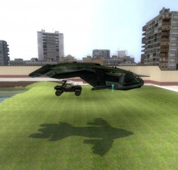 Halo Pelican For Garry's Mod Image 1