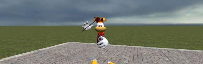 Rayman Playermodel and NPC FIX For Garry's Mod Image 1