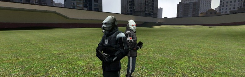 Civil Incompetence SNPCs BETA  For Garry's Mod Image 2