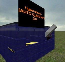 Hyperstore v2.01 Auto Gunshop For Garry's Mod Image 1