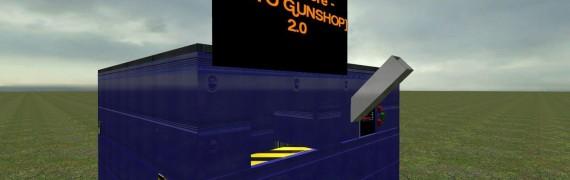 Hyperstore v2.01 Auto Gunshop