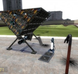 fly_fight_machine.zip For Garry's Mod Image 1