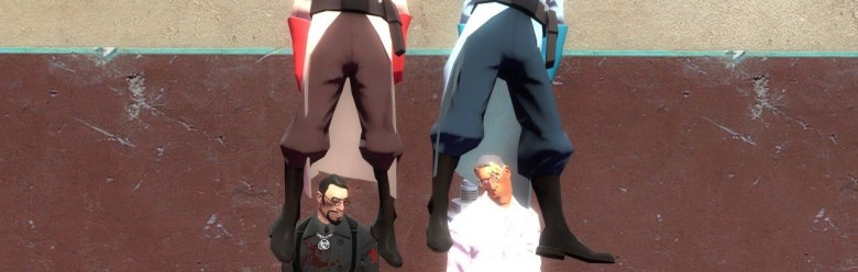 TF2 Biohazard Medic For Garry's Mod Image 1