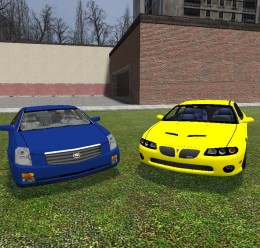 real_driveable_cars_fixed.zip For Garry's Mod Image 2