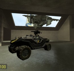 Halo Drivable Vehicles For Garry's Mod Image 1
