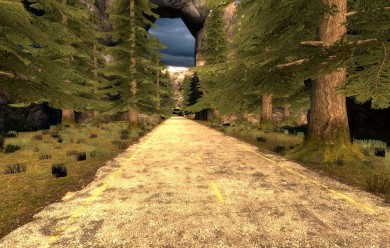 mountainforest.zip For Garry's Mod Image 1