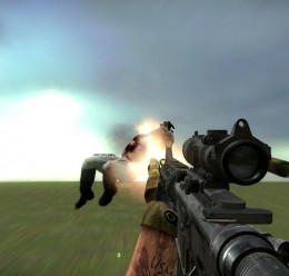 BF3 weapons on erc base For Garry's Mod Image 1