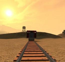 Santa Fe Locomotive For Garry's Mod Image 2