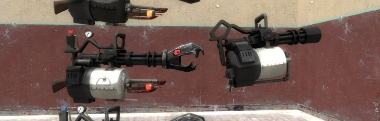 TF2 Trophy Gun For Garry's Mod Image 1