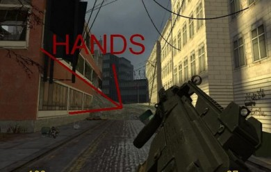 Mw CSS Weapons 1.1 Fix For Garry's Mod Image 1