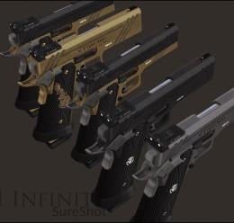 FPSBanana Hexed Weapons For Garry's Mod Image 1