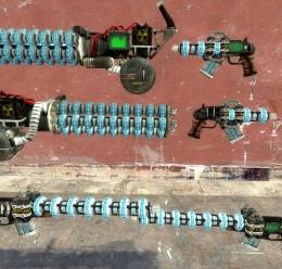 fallout_new_vegas_custom_gauss For Garry's Mod Image 1
