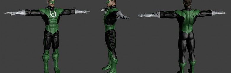 s-low's_green_lantern.zip For Garry's Mod Image 1
