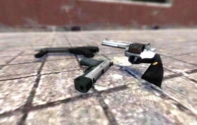 Physics guns For Garry's Mod Image 1