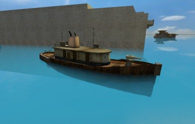 Sinkable Boat For Garry's Mod Image 1
