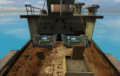 Sinkable Boat For Garry's Mod Image 2