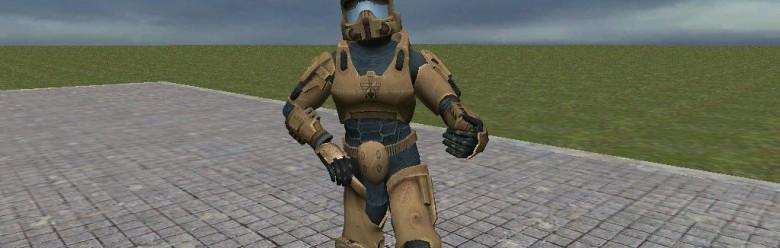 Carrier Support Ragdoll For Garry's Mod Image 1