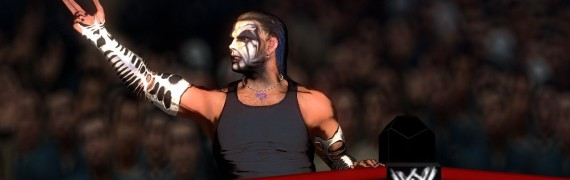 Jeff Hardy model (Beta)