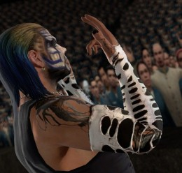 Jeff Hardy model (Beta) For Garry's Mod Image 3