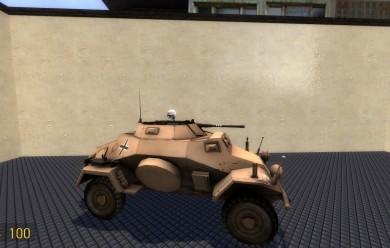 ww2_sdkfz_222_armored_car_v1.0 For Garry's Mod Image 2