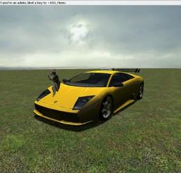 Mercielago For Garry's Mod Image 3
