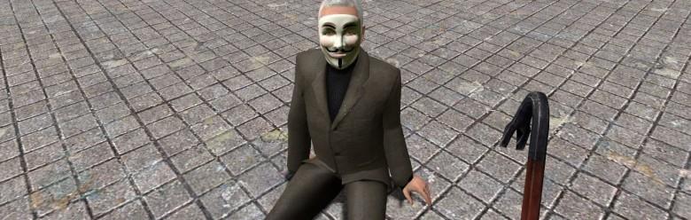 vendetta_mask.zip For Garry's Mod Image 1