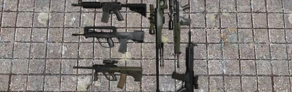 CS:GO Rifle Props (updated)
