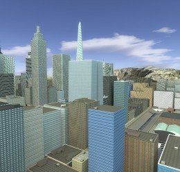 gm_megacity For Garry's Mod Image 1