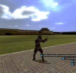 nanosuit_strength_playermodel. For Garry's Mod Image 1