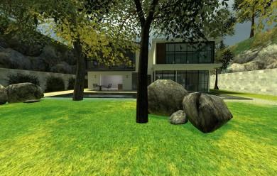 gm_modern_house_v2.zip For Garry's Mod Image 1