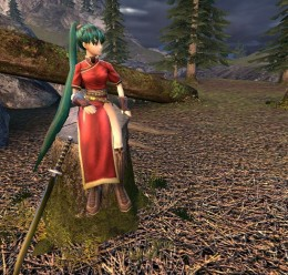 Red Lyn.zip For Garry's Mod Image 1