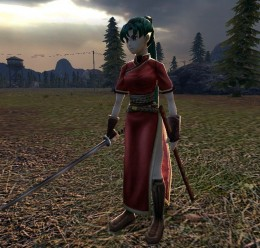 Red Lyn.zip For Garry's Mod Image 2