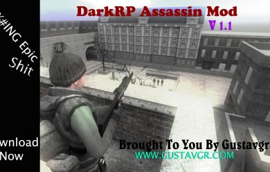 darkrp_assassin_modv1.1.zip For Garry's Mod Image 1