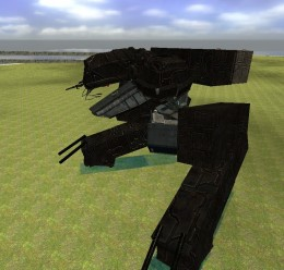 solidlake-_metal_gear_rex.zip For Garry's Mod Image 3