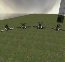 Airboat Planes.zip For Garry's Mod Image 1