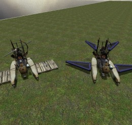 Airboat Planes.zip For Garry's Mod Image 2