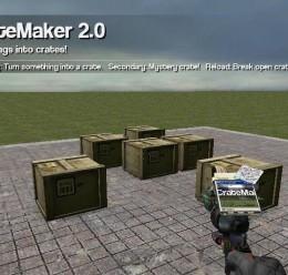 crate_maker_2.0.zip For Garry's Mod Image 3
