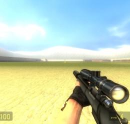 silenced_sniper.zip For Garry's Mod Image 1