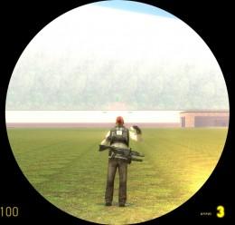 silenced_sniper.zip For Garry's Mod Image 3