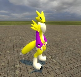 renamon_pack_v2.zip For Garry's Mod Image 1