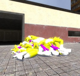 renamon_pack_v2.zip For Garry's Mod Image 2