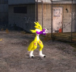 renamon_pack_v2.zip For Garry's Mod Image 3