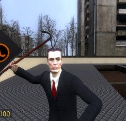 G-man's Black Suit by gsp1995 For Garry's Mod Image 3