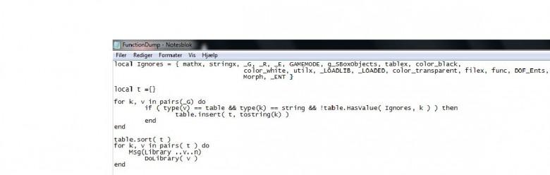 functiondump.zip For Garry's Mod Image 1