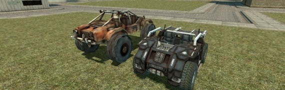 Empires Mod Jeeps