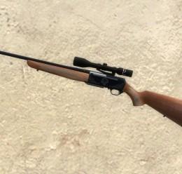 Elephant Rifle (BAR Safari) For Garry's Mod Image 1