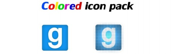 GMod 10 Icon Pack