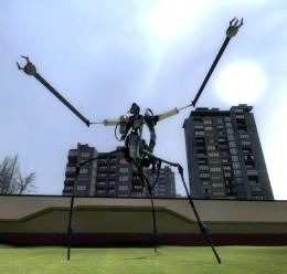 Adv_dup: GLADOS on Combat mode For Garry's Mod Image 1