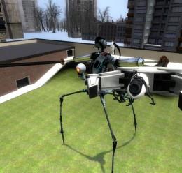 Adv_dup: GLADOS on Combat mode For Garry's Mod Image 3